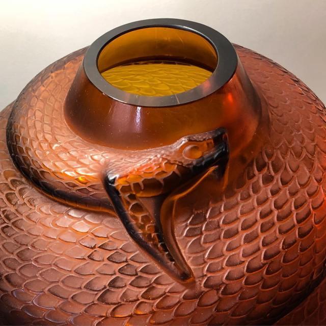 Vase «Serpent»