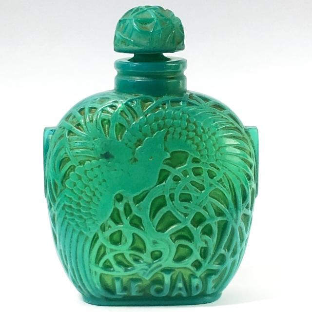 Flacon« Le Jade »