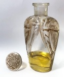 Flacon lotion « Scarabée »