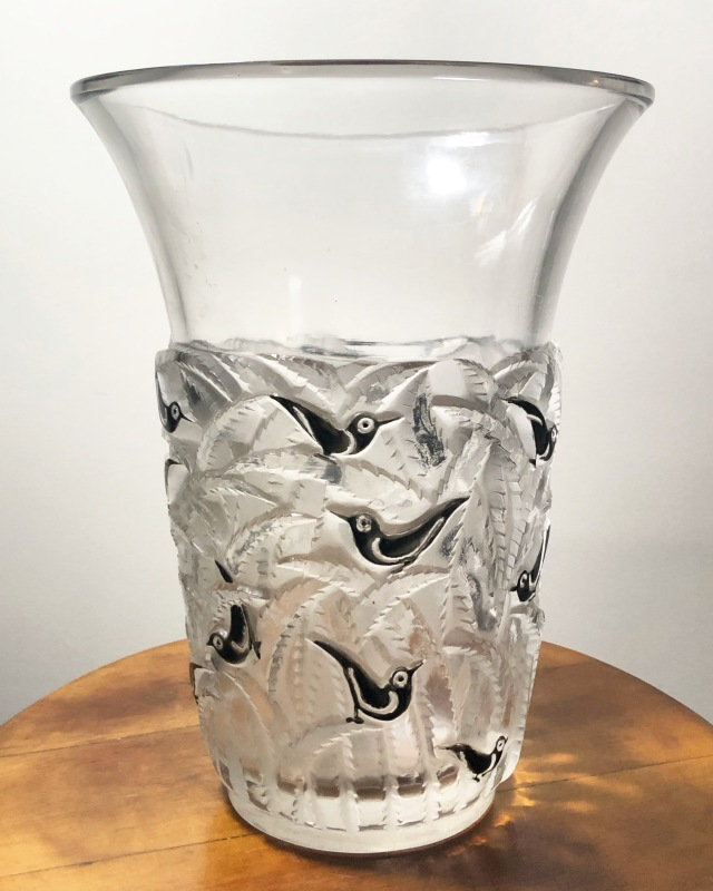 Vase «Bornéo»