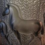 Vase «Chevaux»