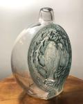 Vase «Deux Moineaux Bavardant»