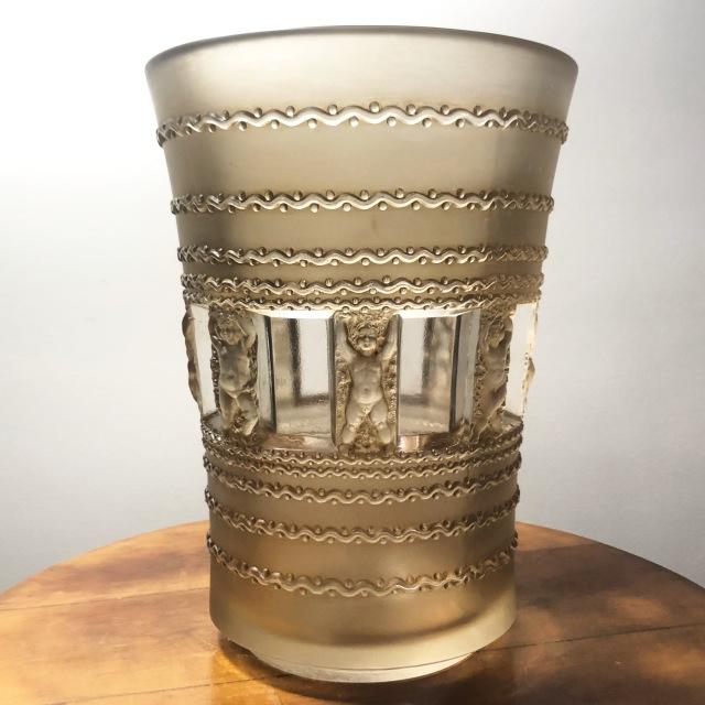 Vase «Florence» sépia