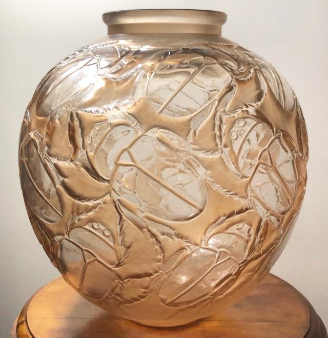 Vase «Gros Scarabées»