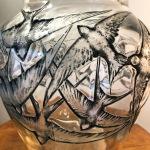 Vase «Hirondelles»