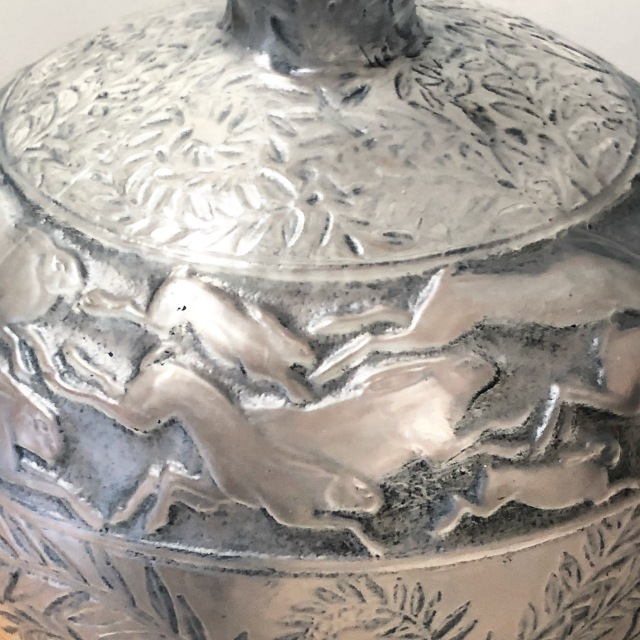 Vase «Lièvres»