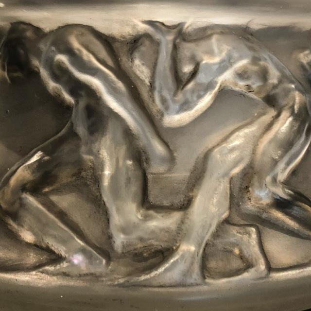 Vase «Lutteurs»