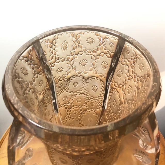 Vase «Papillons»
