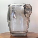 Vase « Yvelines » sépia