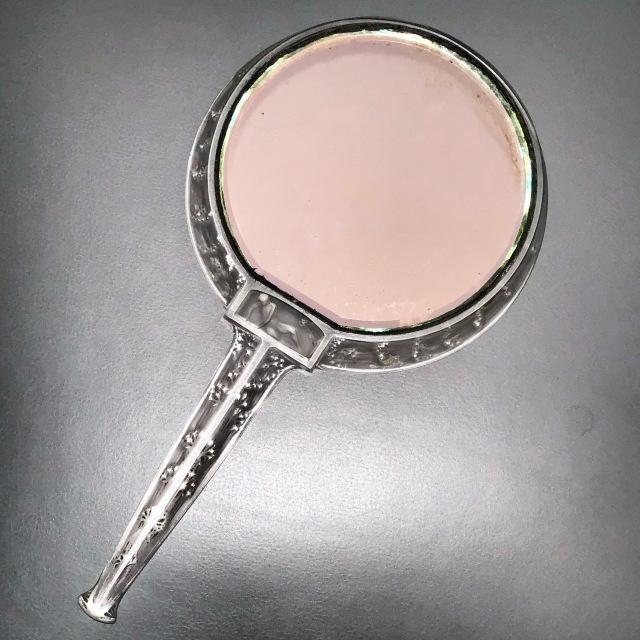 Miroir «Narcisse»